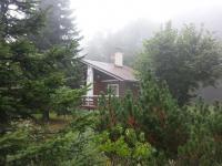 Pucova chata v lete