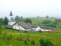 Svätojánsky kostol - Stred Európy